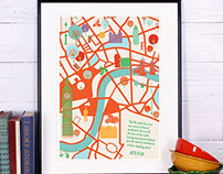 Allotted Places Print