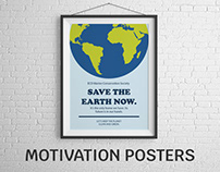 Motivation posters