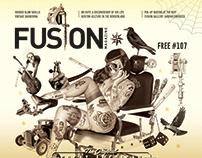 FUSION Magazine / Cover