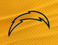 Fully Charged - Los Angeles Chargers Rebrand