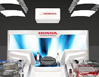 Honda Vietnam Motor Show 2015