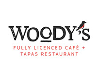 Woody's Bar Brand and Website