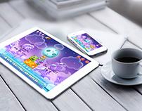 Sugar Monsters: Christmas Edition ( iOS Game)