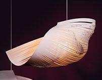 Elapse-Paper lampshade