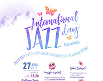 International Jazz Day, Thessaloniki 2017