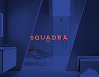 Squadra · Branding