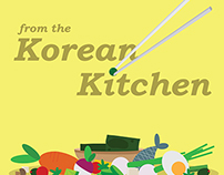 from the Korean Kitchen
