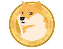 Dogecoin emblem Redesign