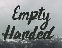 Empty Handed Cafe Branding