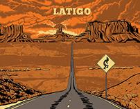 Latigo - Midnight Highway