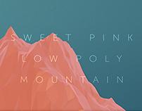 Low Poly Wallpaper