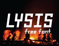 Lysis - Free Font