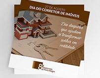 Datas Comemorativas - 8° Tabelionato de Porto Alegre