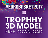 ELEMENT3D EUROBASKET TROPHY