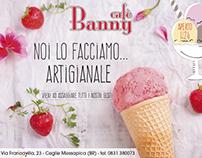 Banny Cafè - Advertising