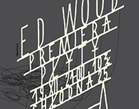Ed Wood / poster