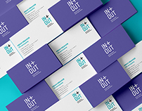 IN+OUT Branding / Corporate Identity 2015