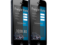 Freight Rate Calculator
