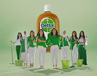COMPOSITING - Dettol 8 outta 10 TVC Campaign 2017
