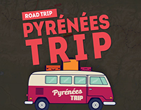 Pyrénées Road Trip  _ Motion