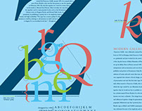 [P3] Bembo Font Study