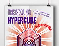 New! HYPERCUBE Poster