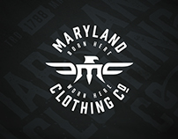 Maryland Clothing Co. Brand & Identity