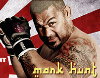 Mark Hunt Art