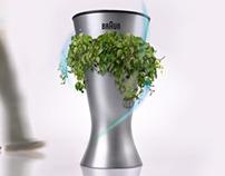 Envi Dustbin for Braun Design Competition