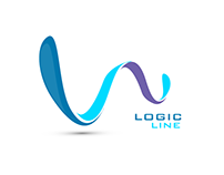 Logo Design for Logic Line