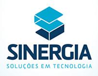 SINERGIA SOLUÇÕES EM TECNOLOGIA | BRANDING BOOK