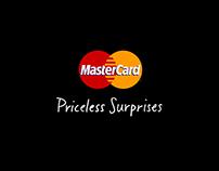 MasterCard #PricelessSurprises