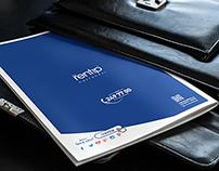 Rentip Hospital Branding Design