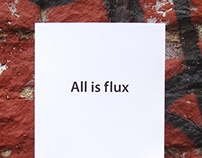 All Is Flux