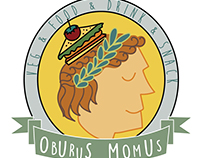 Brand Identity & Illustration for Oburus Momus