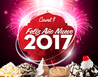 Happy New Year - Carvel