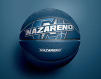 Nazareno Basket Logotype