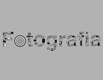 """Cartaz """"Fotografia"""""""