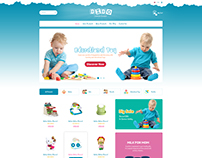 BiboStore - Kids and Baby Shop