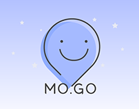 MO.GO (Moment to Go) - Wayfinding Mobile Application