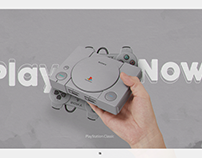 Advertisement For Playstation