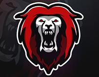 Mascot Logo - Lion