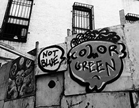 Gallery Art by A Color Green