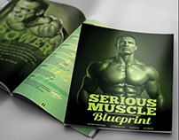 Serious Muscle Blueprint Booklet and E-Book