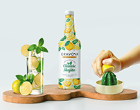 Cravova | Mojito Packaging Design