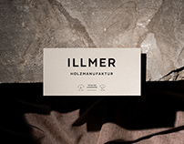 Illmer Master Carpenters — Identity & Branding