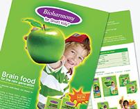 Bioharmony Smart Kids Launch Campaign