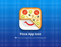 Pizza app icon