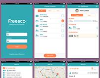 UX/UI Concept - Food Delivery App