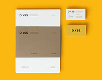 Dass Card and Paper Design